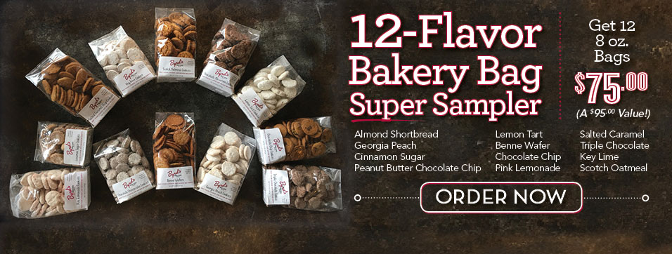 12 Flavor Cookie Super Sampler!