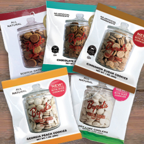 Variety Cookie Snack Pack - 25 1 oz Bags