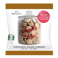 1 oz. Cinnamon Sugar Snack Pack 100 ct.
