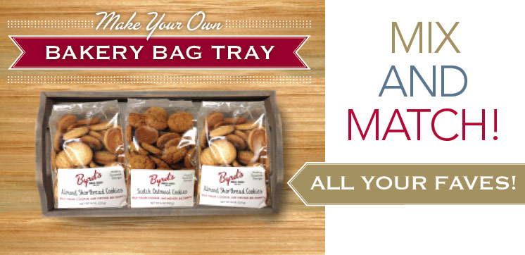 Create Your Own Bakery Bag Tray!