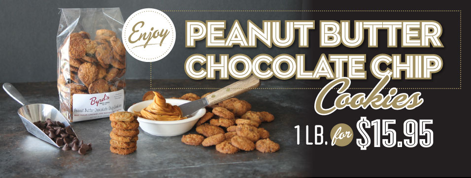 Try Peanut Butter Chocolate Chip Cookies Today!