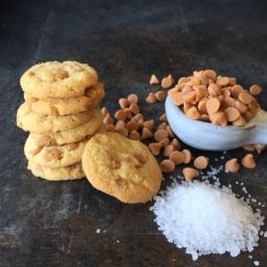 Salted Caramel Cookie 16 oz Bag