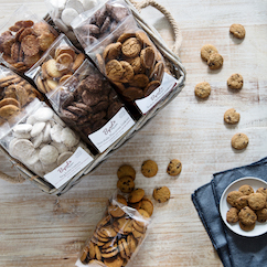 Simply The Best Cookie Basket