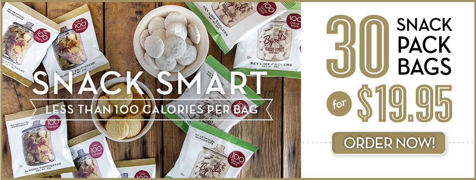 Snack Smartly With 100 Calorie Snack Packs!