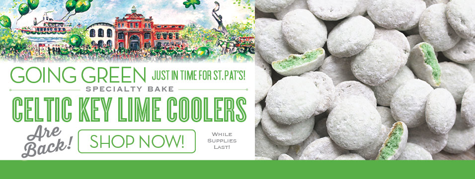 Celtic Key Lime Coolers