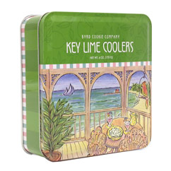 Key Lime Cookie Flagship Tin