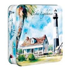 Key Lime Cookie 6oz Lighthouse Tin