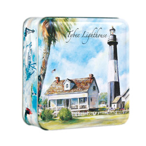 Key Lime Cookie 6 oz Lighthouse Tin