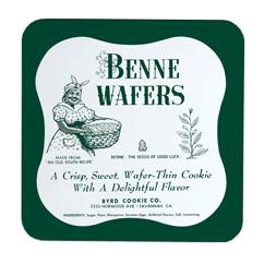 Vintage Collection - Vintage Benne Wafer Tin