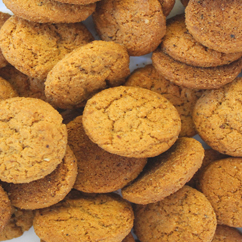 Scotch Oatmeal Cookies Image
