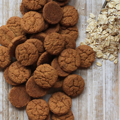 Scotch Oatmeal Cookie 16oz bag