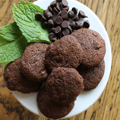 Chocolate Mint Cookie 16oz bag