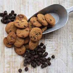 Chocolate Chip Cookie 16oz bag