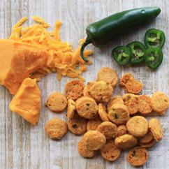 Jalapeno Cheddar Biscuit 16oz bag