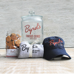 Team Byrd Gift Set