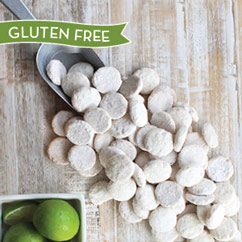 Gluten Free Key Lime Cooler Cookie 16oz bag