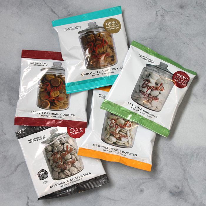 Variety Snack Pack Cookies