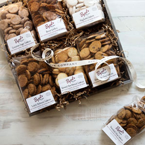 Six Pack Bakery Bag Cookie Tray