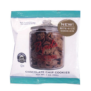 Chocolate Chip Cookie 1 oz Snack Pack 25 ct.