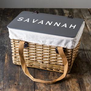 Savannah Charleston Picnic Basket
