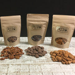 Pecan Mix & Match Trio