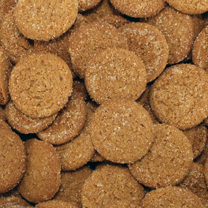 1 Pound - Ginger Snap Cookies