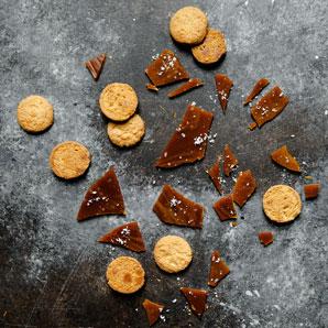 1 Pound - Salted Caramel Cookies