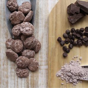 1 Pound - Triple Chocolate Cookies