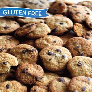 1 Pound - Gluten Free Chocolate Chip Cookies
