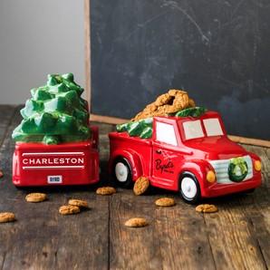 Charleston Truck Cookie Jar