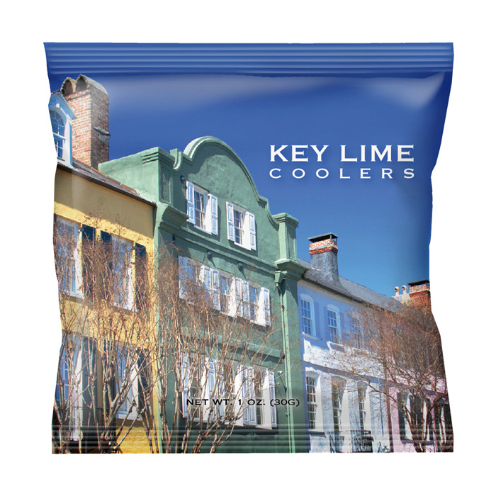Key Lime Cooler - Rainbow Row 1 oz Snack Pack (100 ct.)