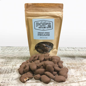 Chocolate Covered Pecans - 5 oz Bag