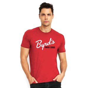 Byrd's Famous T-shirt