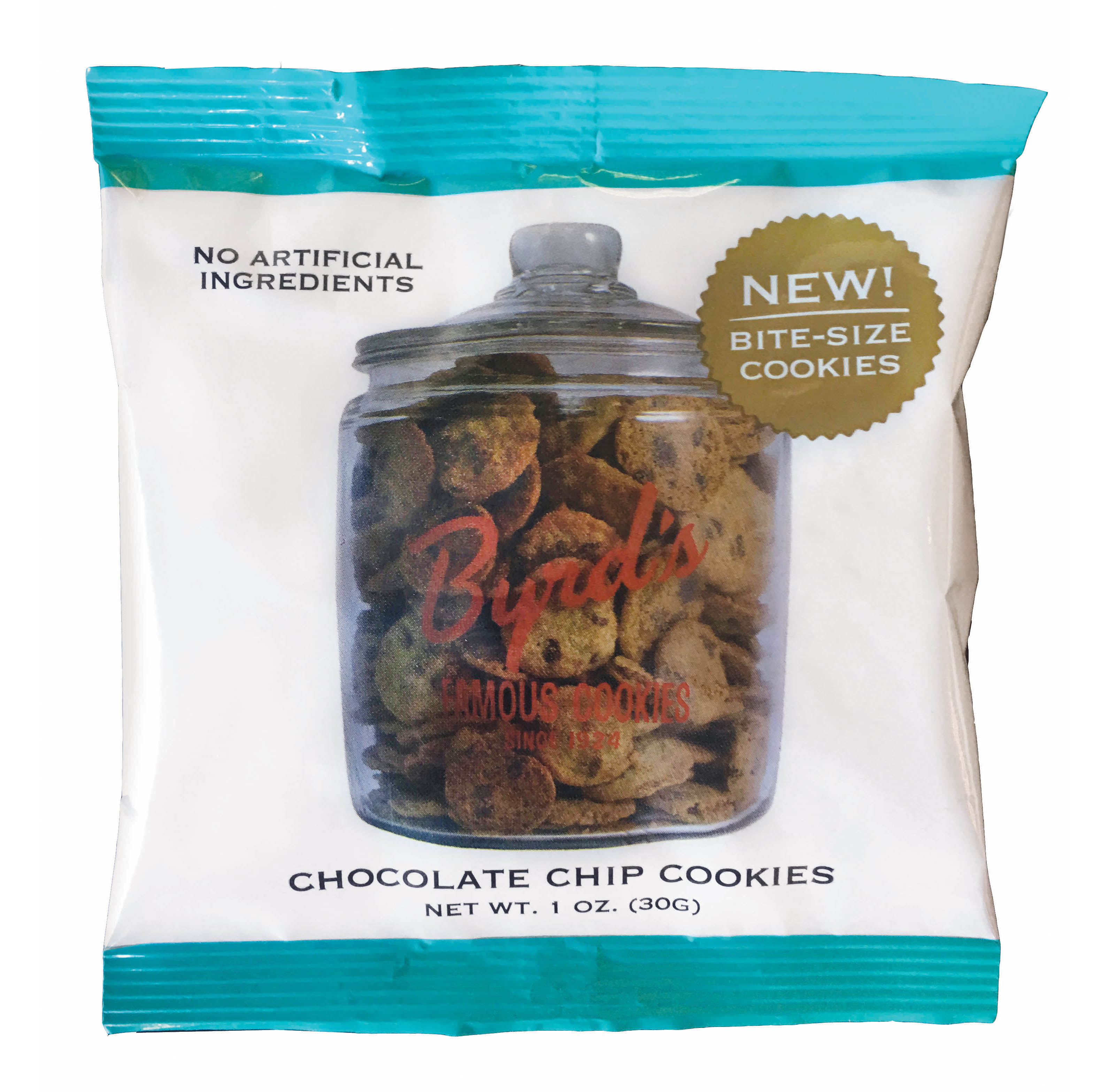 Chocolate Chip Cookie 1 oz Snack Pack (100 ct.)
