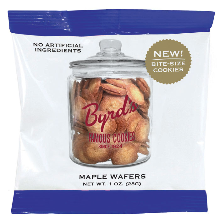 Maple Wafer 1 oz. Snack Packs - Maple Wafer, 50 - 1 oz. Snack Packs