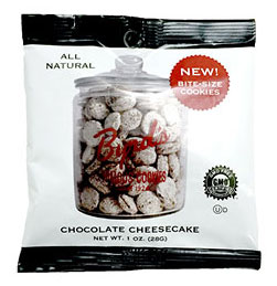 Chocolate Cheesecake 1 oz. Snack Packs