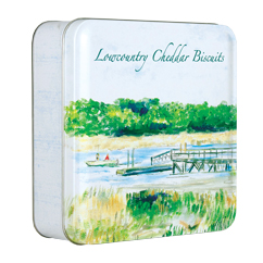 Cheddar Pecan Lowcountry Tin