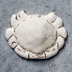 Ceramic Crab Paperweight