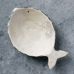 Ceramic Fish Bowl