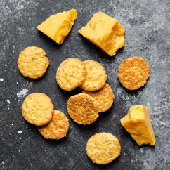 Cheddar Crisps 16 oz Bag