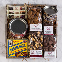 Cookies, Candy & Chocolate Gift Tray