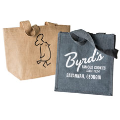 Byrd Cookie Company - Jute Bag
