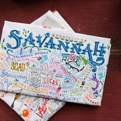 Savannah Dishtowel
