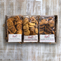 Bakery Bag Cookie Tray - Chip-o-holic Trio