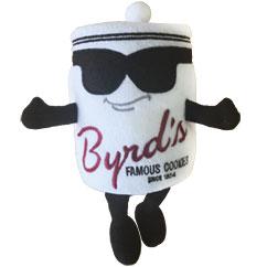 Crumbles Mascot Plushie