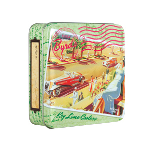 Travel Postcard 6oz Tin- Key Lime Cooler Cookies
